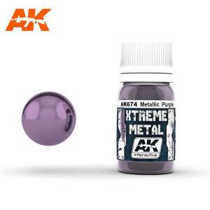 Xtreme Metal Metallic Purple