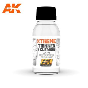 Xtreme Cleaner & Thinner