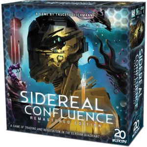 Sidereal Confluence: Remastered Edition engl.