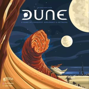 Special Edition Dune Boardgame dt.