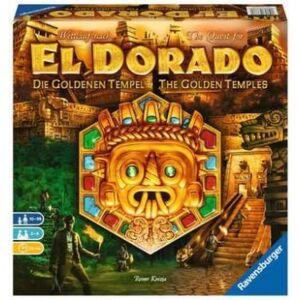 Wettlauf nach El Dorado Die goldenen Tempel dt./engl.