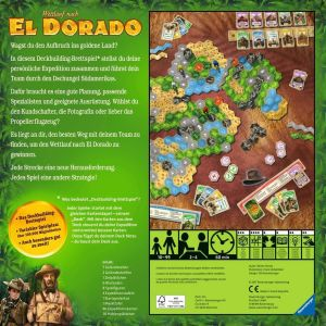 Wettlauf nach El Dorado dt./engl.