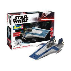 Star Wars - Resistance A-wing Fighter (1:44)