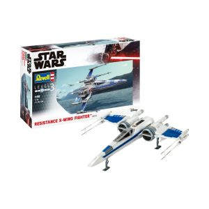 Star Wars - Resistance X-Wing Fighter (1:50)