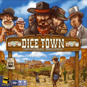 Dice Town engl.