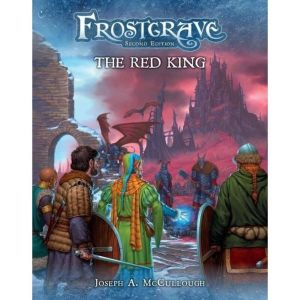 Frostgrave: The Red King engl.