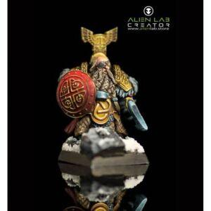 28mm Dwarf Lord Balzud