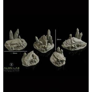Crystalic Rocks Basing Kit