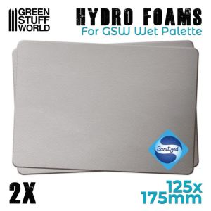 Hydro-Schwamm x2