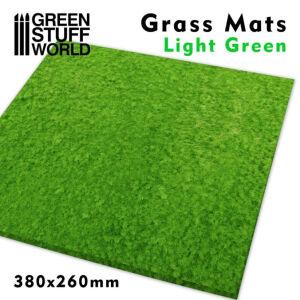 Grasmatten - Hellgrün