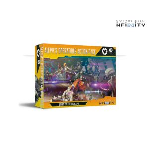 ALEPH Operation Action Pack