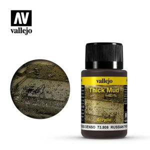 Vallejo Weathering Effects Thick Mud Russian