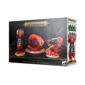 Endless Spells Daughters of Khaine