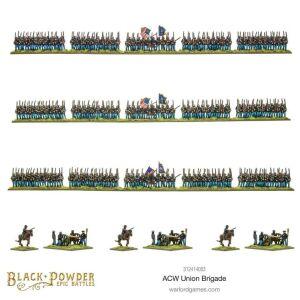 Epic Battles: ACW Union Brigade