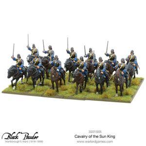 Marlboroughs Wars: Cavalry of the Sun King