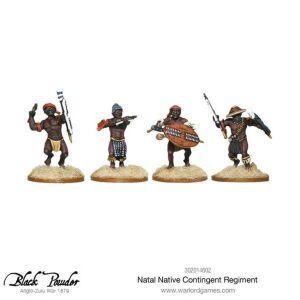Anglo Zulu War Natal Native Contingent Regiment
