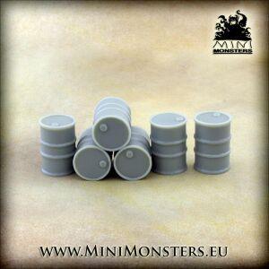 Big Metal Barrels