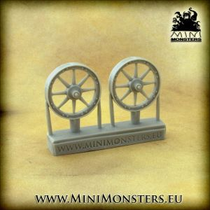 Chariot, Cart Wheels