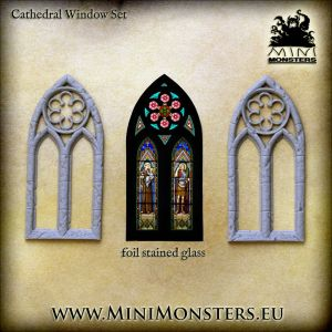 Cathedral Window SET1