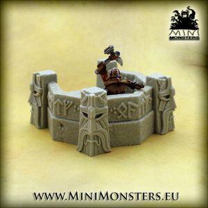 Dwarf Command Post