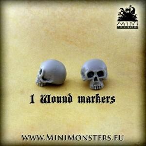 Skulls - Markers