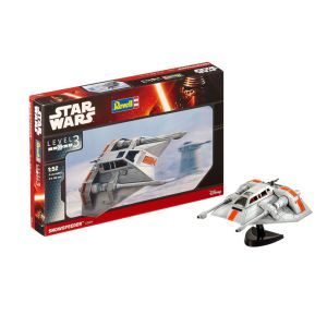 Star Wars Snowspeeder Modellbausatz 1:52