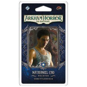 Arkham Horror: LCG Nathaniel Cho Ermittlerdeck