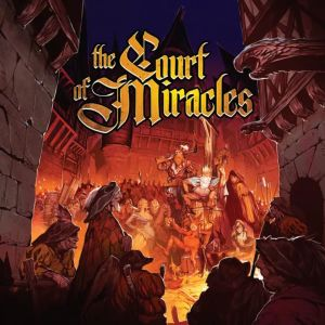 The Court of Miracles engl.