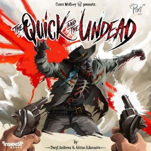 The Quick and the Undead engl.