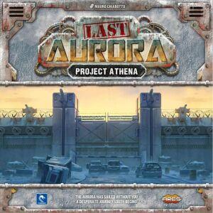 Last Aurora - Project Athena engl.