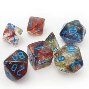 Nebula Primary blue polyhedral