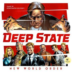 Deep State New World Order (engl.)