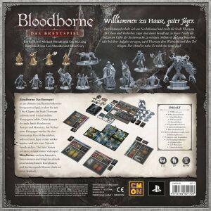 Bloodborne Das Brettspiel