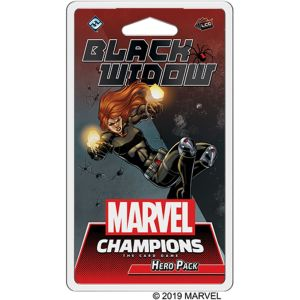 Marvel Champions Das Kartenspiel - Black Widow