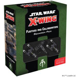 SW: X-Wing 2.Ed. - Gesuchte + Kollaborateure