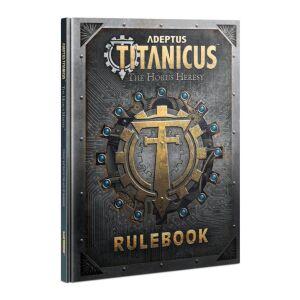 Adeptus Titanicus Rulebook engl.