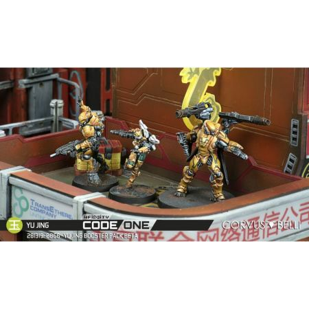 Yu Jing Booster Pack Beta