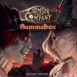 Crimson Company Sammelbox - dt.