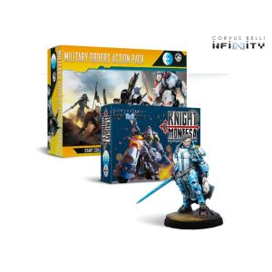 Military Order Action Pack Exclusive Minis