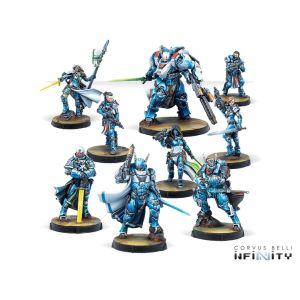 Infinity Military Orders Action Pack