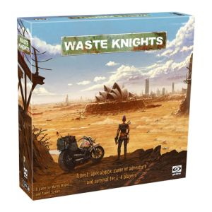 Waste Knights 2nd Edition engl.