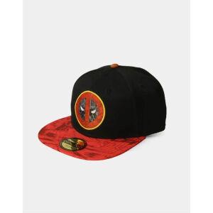 Deadpool - Grafitti Snapback Cap