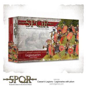 Caesars Legions Legionaries with Pilum