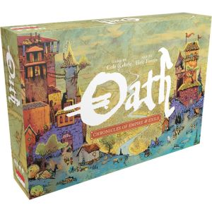 Oath: Chronicles of Empire and Exile engl.