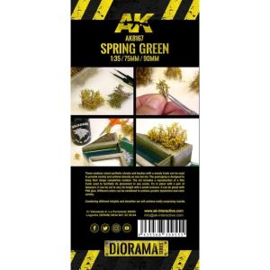 Spring Green Shrubberies