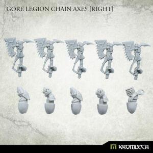 Gore Legion Chain Axes [right] (5)