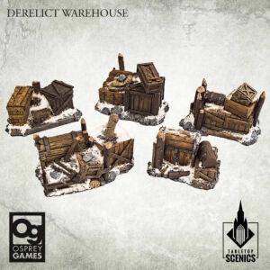 Derelict Warehouse [Frostgrave] (5)