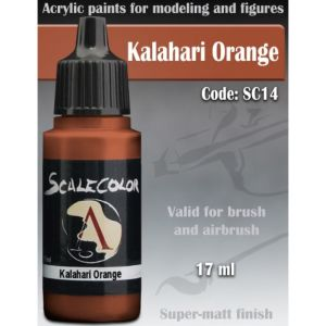 Scalecolor Kalahari Orange 17ml