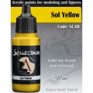 Scalecolor Sol Yellow 17ml