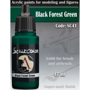 Scalecolor Black Forest Green 17ml